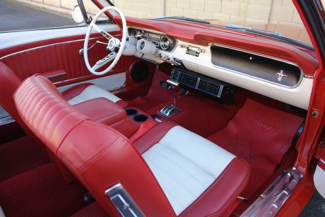 1965 Ford Mustang Convertible Factory A Code Phoenix, AZ 43