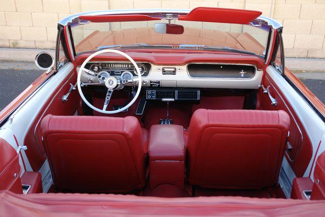1965 Ford Mustang Convertible Factory A Code Phoenix, AZ 47