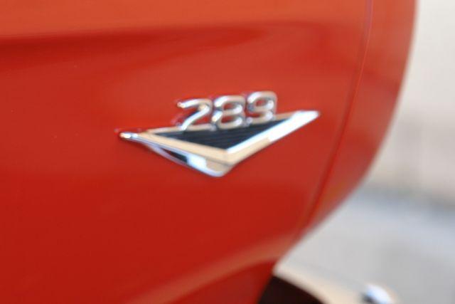 1965 Ford Mustang Convertible Factory A Code Phoenix, AZ 49