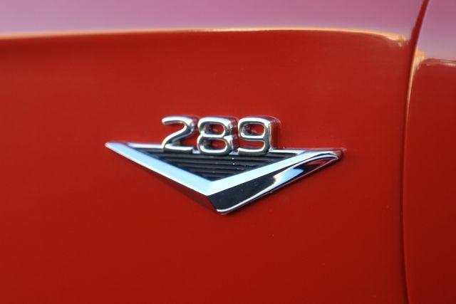 1965 Ford Mustang Convertible Factory A Code Phoenix, AZ 50