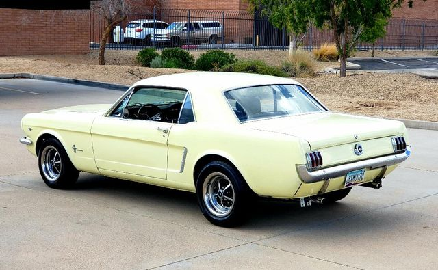 1965 Ford MUSTANG 302 5-SPEED COUPE Phoenix, Arizona 9