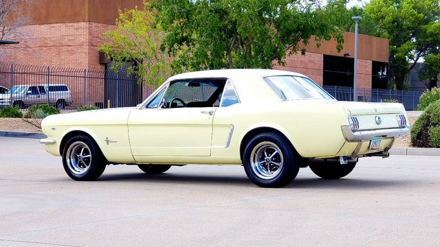 1965 Ford MUSTANG 302 5-SPEED COUPE Phoenix, Arizona 20