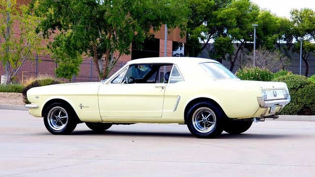 1965 Ford MUSTANG 302 5-SPEED COUPE Phoenix, Arizona 6