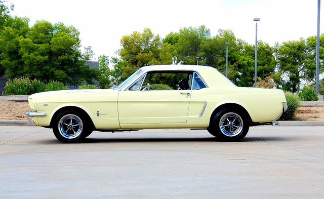 1965 Ford MUSTANG 302 5-SPEED COUPE Phoenix, Arizona 3