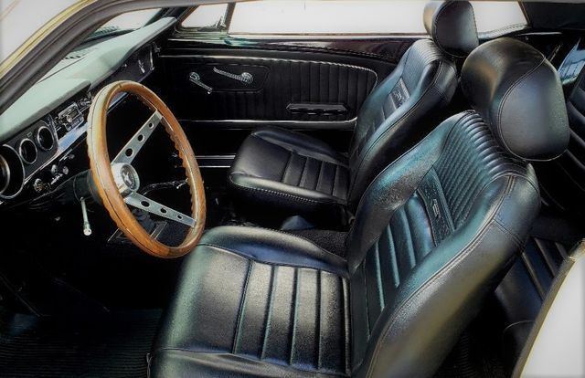 1965 Ford MUSTANG 302 5-SPEED COUPE Phoenix, Arizona 16
