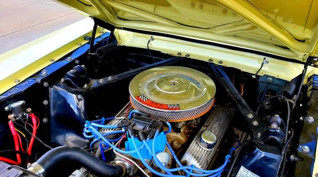 1965 Ford MUSTANG 302 5-SPEED COUPE Phoenix, Arizona 28