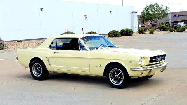 1965 Ford MUSTANG 302 5-SPEED COUPE Phoenix, Arizona 7