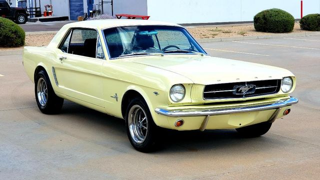 1965 Ford MUSTANG 302 5-SPEED COUPE Phoenix, Arizona 11