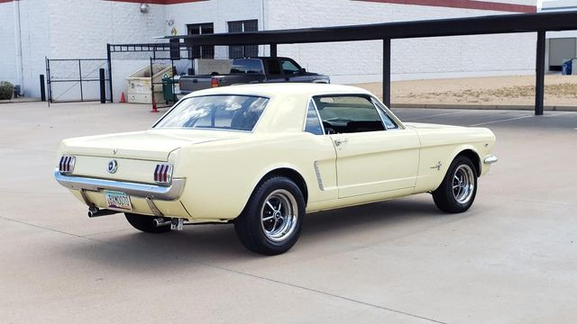 1965 Ford MUSTANG 302 5-SPEED COUPE Phoenix, Arizona 10