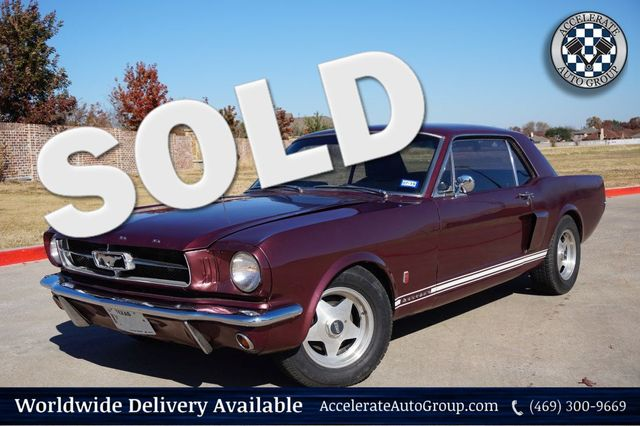 1965 Ford MUSTANG GT CLONE FRESH TRANS in Rowlett