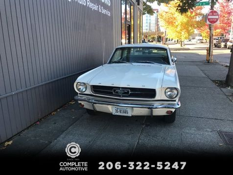 1965 Ford Mustang 289 V8 Automatic Power Steering 111,000 Original Miles SURVEYOR You Must Drive!  in Seattle