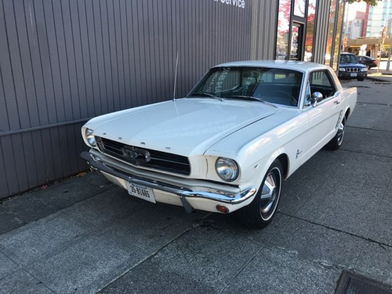 1965 Ford Mustang 289 V8 Automatic Power Steering 111000 Original Miles SURVIVOR You Must Drive   city Washington  Complete Automotive  in Seattle, Washington