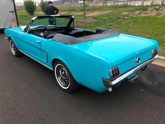 1965 Ford MUSTANG F-CODE Valley Park, Missouri 2