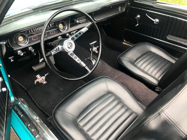 1965 Ford MUSTANG F-CODE Valley Park, Missouri 5