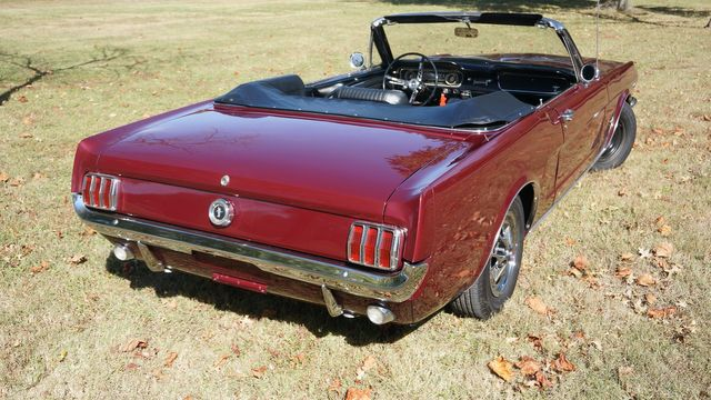 1965 Ford MUSTANG CONVERTIBLE in Valley Park, Missouri 63088