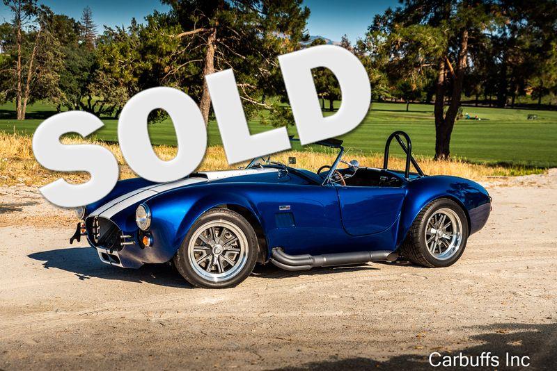 1965 Ford Shelby Cobra Replica | Concord, CA | Carbuffs