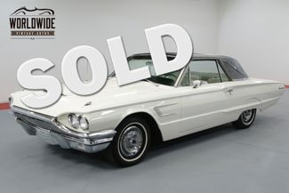 1965 Ford THUNDERBIRD SUPER CLEAN  | Denver, CO | Worldwide Vintage Autos in Denver CO