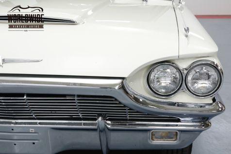 1965 Ford THUNDERBIRD SUPER CLEAN  | Denver, CO | Worldwide Vintage Autos in Denver, CO