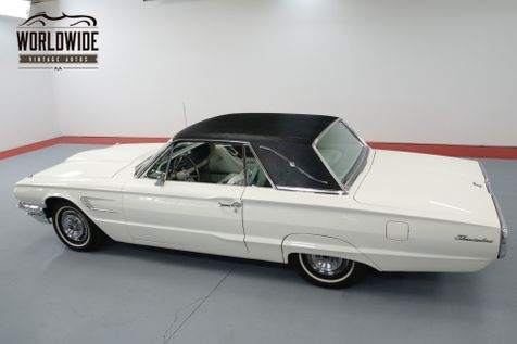 1965 Ford THUNDERBIRD SUPER CLEAN  | Denver, CO | Worldwide Vintage Autos in Denver, CO