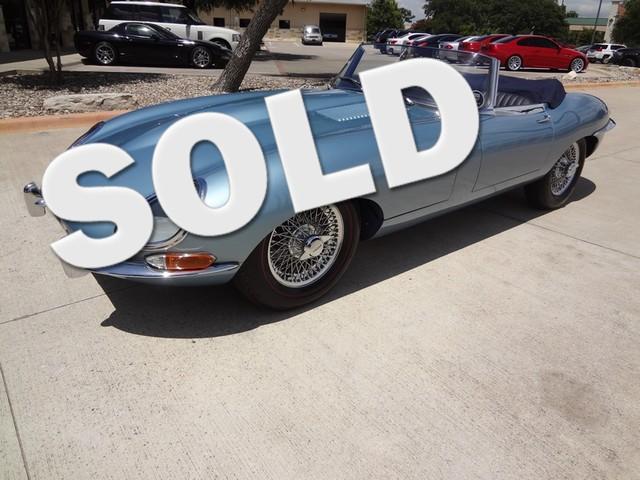 1965 Jaguar XKE Austin , Texas 0