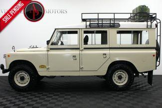 1965 Land Rover SERIES SERIES II 109 4 DOOR in Statesville, NC 28677