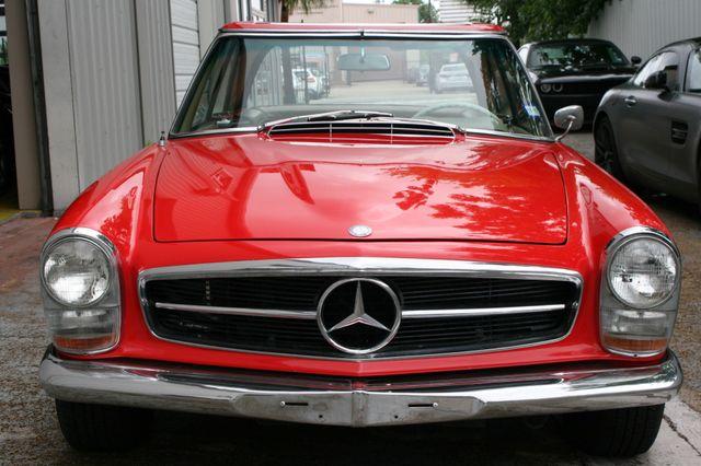1965 Mercedes-Benz 230 SL Houston, Texas 1