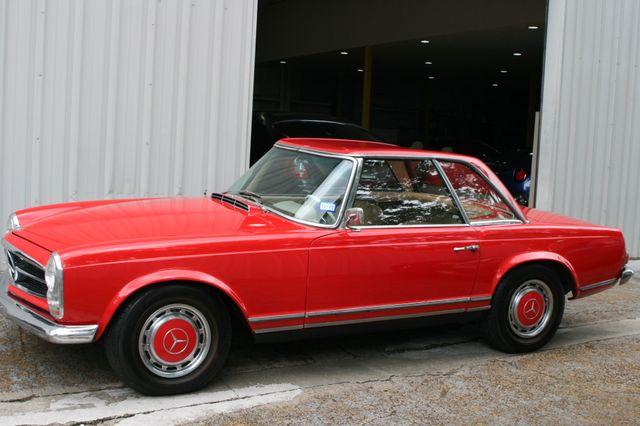 1965 Mercedes-Benz 230 SL Houston, Texas 11