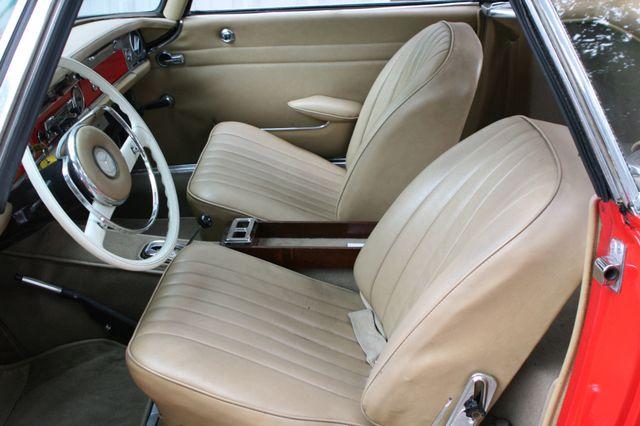 1965 Mercedes-Benz 230 SL Houston, Texas 15