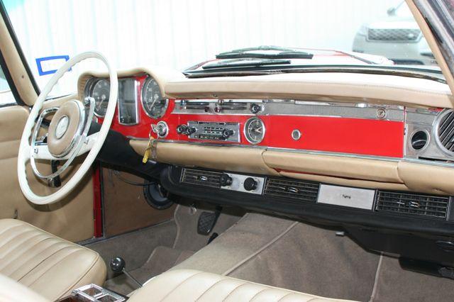 1965 Mercedes-Benz 230 SL Houston, Texas 17