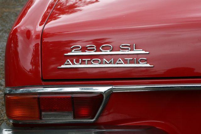 1965 Mercedes-Benz 230 SL Houston, Texas 5