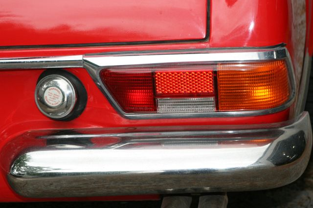 1965 Mercedes-Benz 230 SL Houston, Texas 6