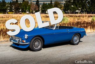 1965 Mg MGB  | Concord, CA | Carbuffs in Concord