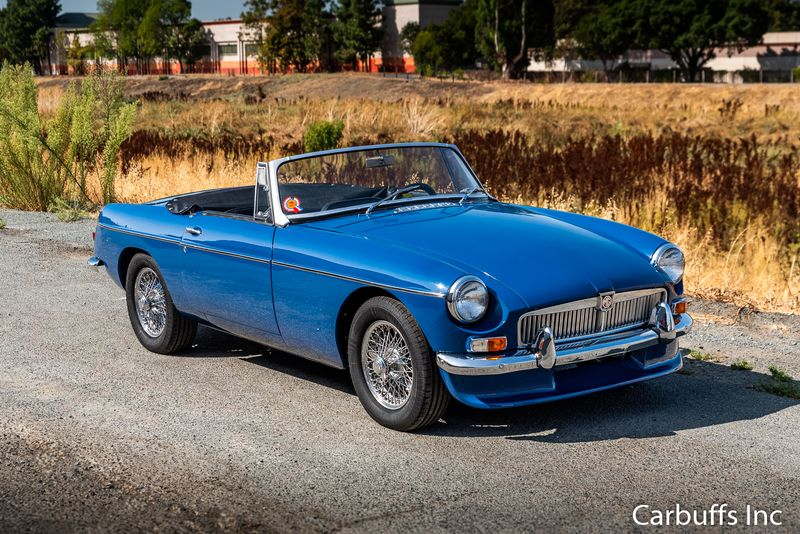 1965 Mg MGB  | Concord, CA | Carbuffs in Concord, CA