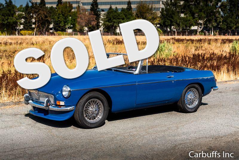 1965 Mg MGB  | Concord, CA | Carbuffs