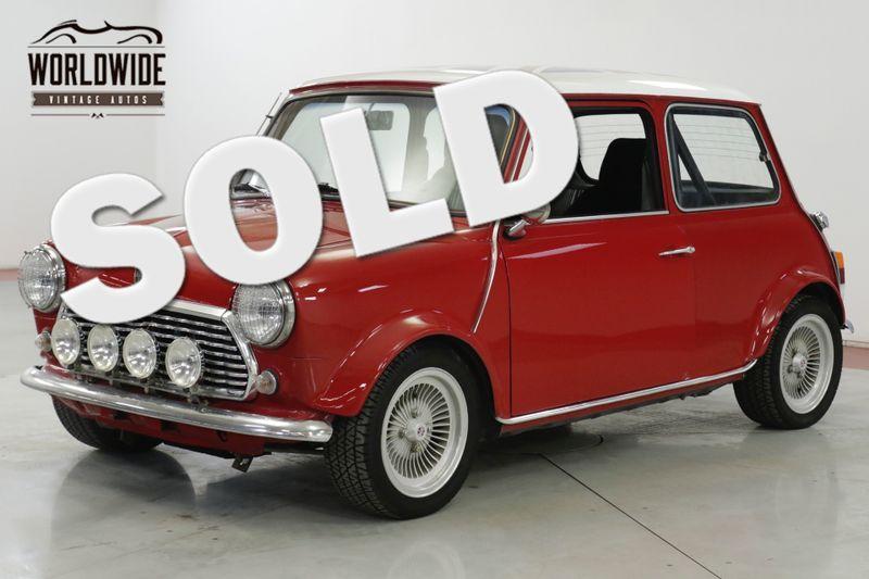 1965 Morris MINI COOPER AUSTIN LHD ONLY 45K MILES FAST FUN | Denver, CO | Worldwide Vintage Autos