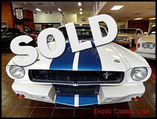 1965 Mustang Fastback La Jolla, Califorina