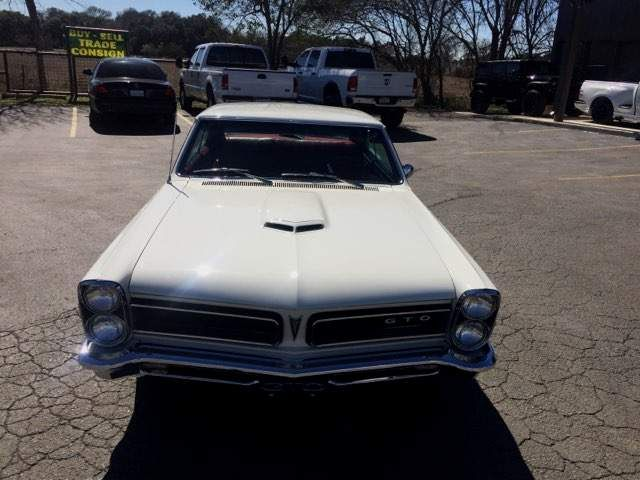 1965 Pontiac GTO in Boerne, Texas 78006