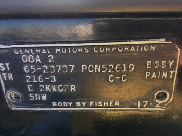 1965 Pontiac GTO in Boerne, Texas 78006