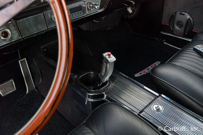 1965 Pontiac GTO    Concord, CA   Carbuffs in Concord, CA