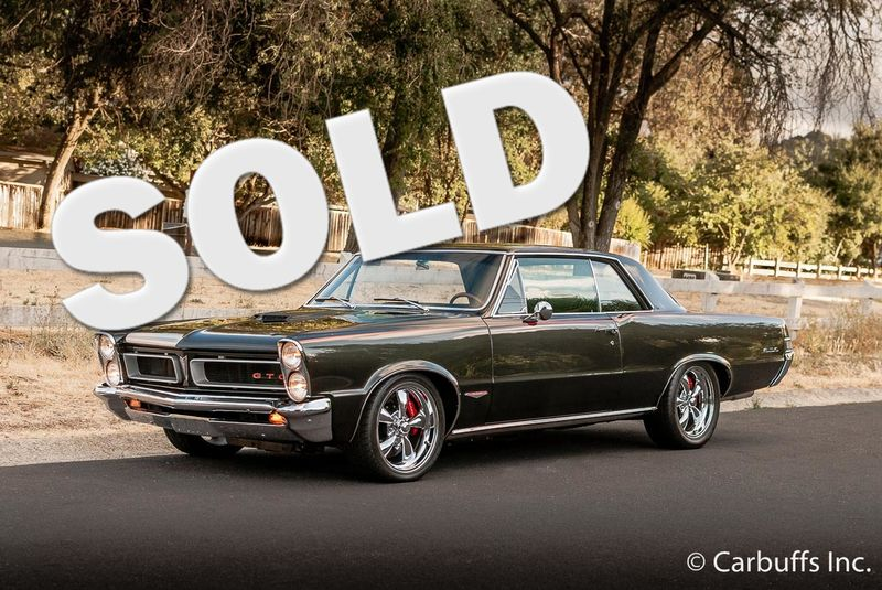 1965 Pontiac GTO    Concord, CA   Carbuffs