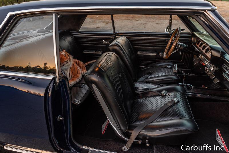 1965 Pontiac GTO  | Concord, CA | Carbuffs in Concord, CA