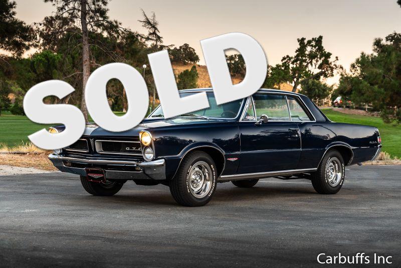 1965 Pontiac GTO  | Concord, CA | Carbuffs