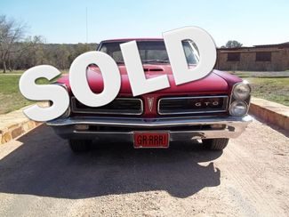 1965 Pontiac GTO Liberty Hill, Texas
