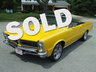 1965 Pontiac GTO    Mokena, Illinois   Classic Cars America LLC in Mokena Illinois