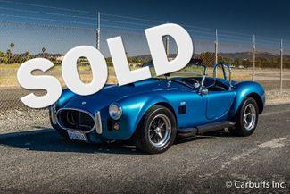 1965 Shelby Cobra Roadster Replica | Concord, CA | Carbuffs in Concord