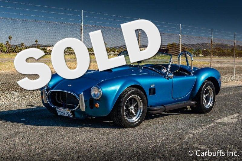 1965 Shelby Cobra Roadster Replica | Concord, CA | Carbuffs