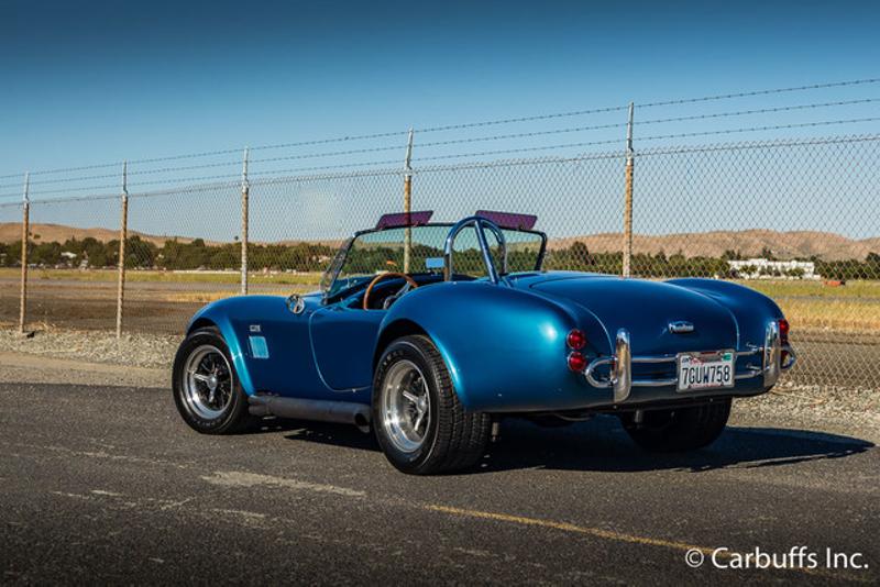 1965 Shelby Cobra Roadster Replica | Concord, CA | Carbuffs in Concord, CA