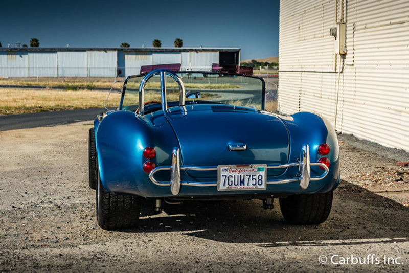 1965 Shelby Cobra Roadster Replica   Concord, CA   Carbuffs in Concord, CA