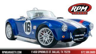1965 Shelby Cobra Rare Race Spec by Factory Five in Dallas, TX 75229