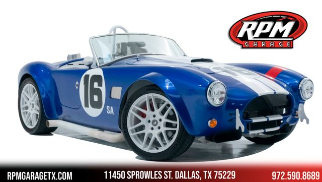 1965 Shelby Cobra Rare Race Spec by Factory Five